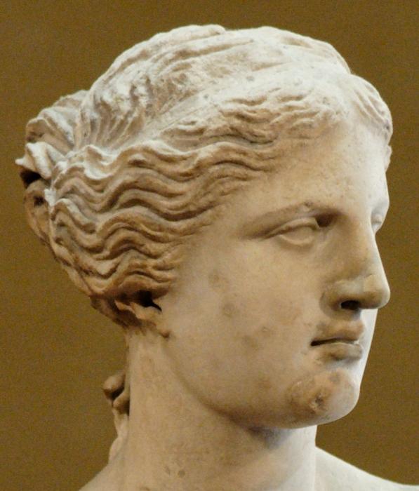 Ренуар ставил красоту Венеры под сомнение.