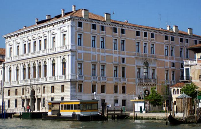 Венецианский призрак Палаццо Грасси.