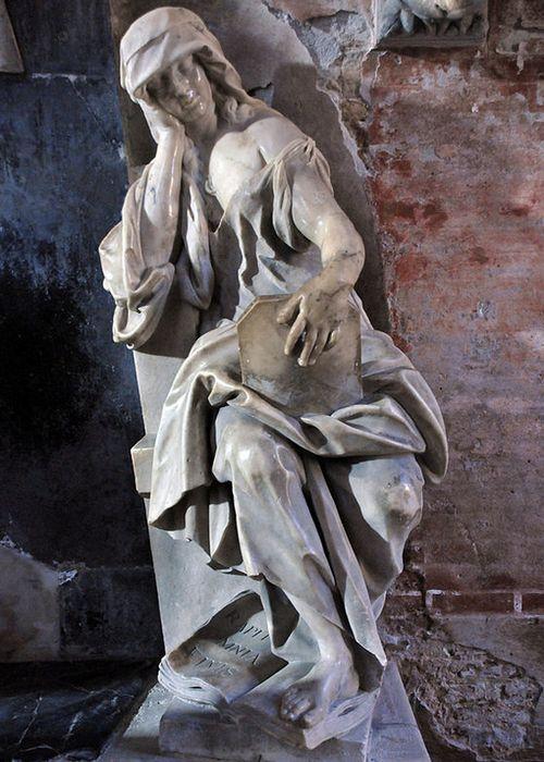 Венецианская женщина, удивившая свою смерть.