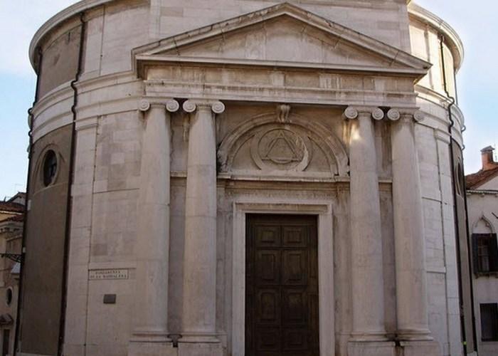 Венецианские вольные каменщики в Венеции.