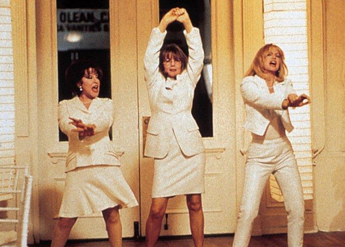 Кадр из фильма «Клуб первых жен»./ Фото: kinozon.tv