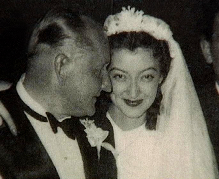 Александр и Лидия Вертинские. Свадьба. Шанхай, 1942 год