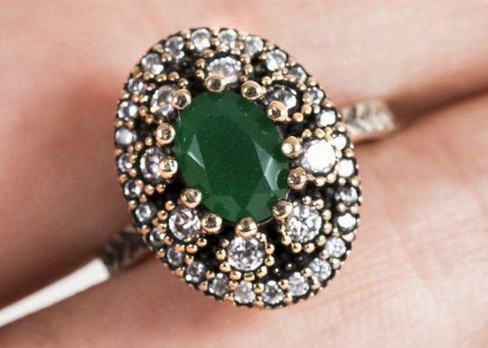 Траур в викторианскую эпоху: траурные кольца.