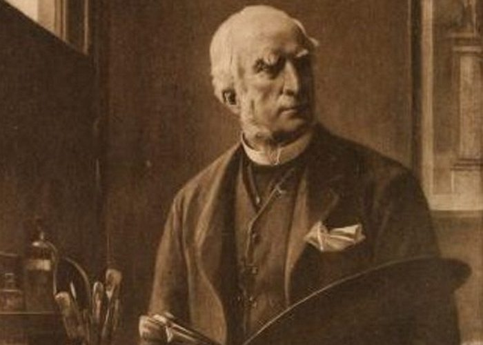 Траур в викторианскую эпоху: эскизы.