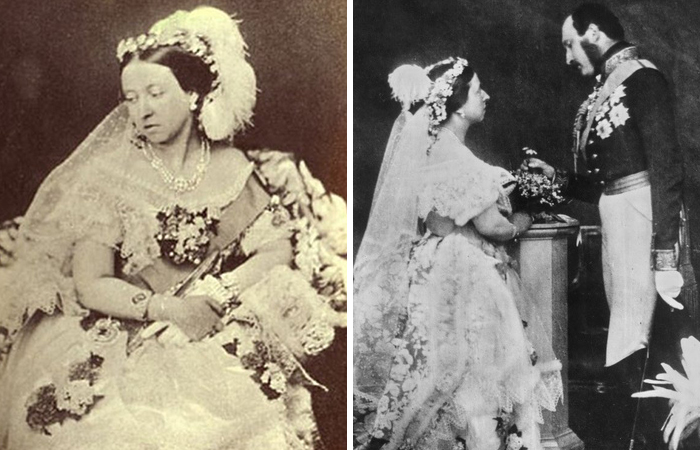 Свадебное платье королевы Виктории, кардинально изменившее свадебную моду.