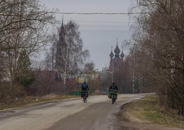 Село Курба находится в 30 километрах от Ярославля.