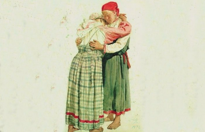 Самый простой способ прекратить издевательства — вернуться в дом родителей./ Фото: rg.mirtesen.ru
