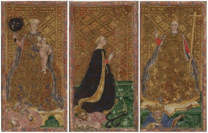 Вера, Надежда, Милосердие./ Фото: thevintagenews.com