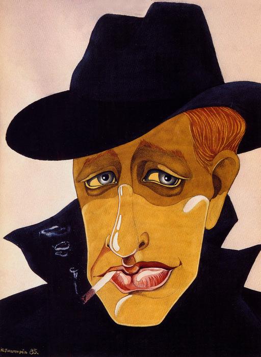Евгений Евстигнеев в спектакле «На дне» М.Горького. Театр «Современник», 1985