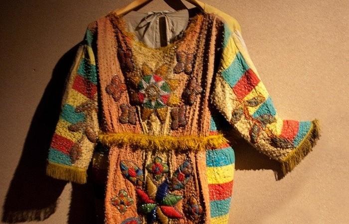 Ритуальный наряд.