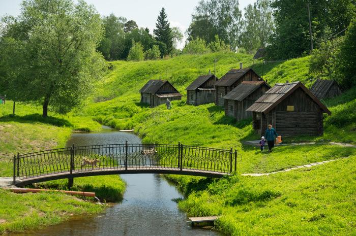 Село Вятское - номер 1 в России.