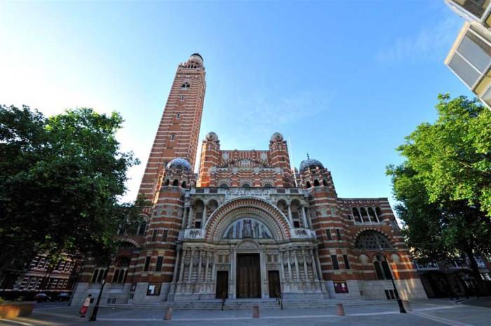 Вестминстерский собор.