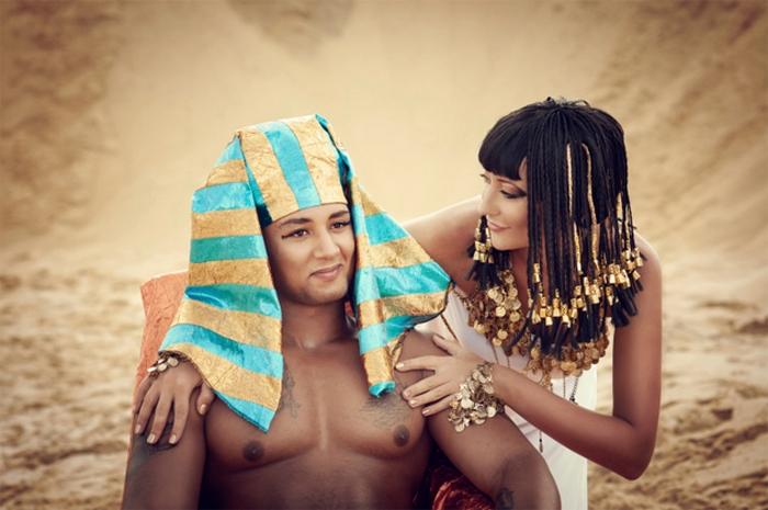 Иезекииль заявлял, что египтяне похотливы как лошади.