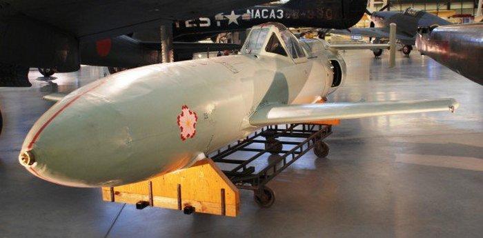 Yokosuka MXY-7 Ohka./фото: warhistoryonline.com