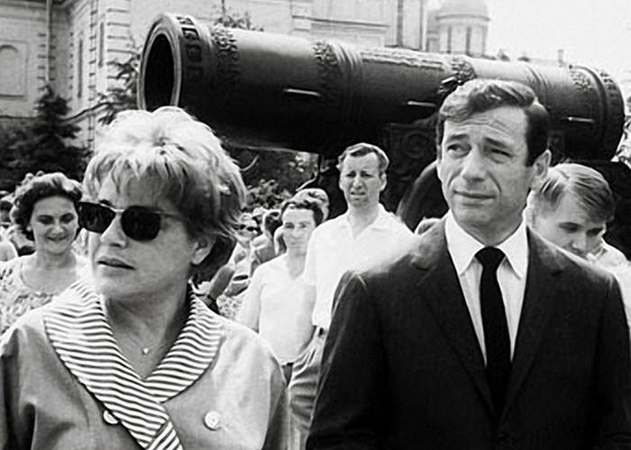 Известные супруги в Москве. / Фото: kleinburd.ru