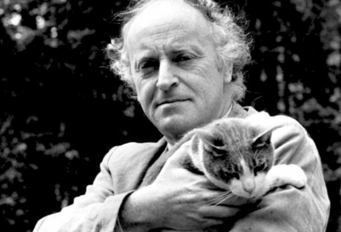 Иосиф Бродский о некрасивом коте.