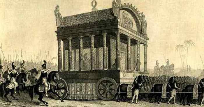 Загадочная смерть Александра Македонского и другие невероятные истории.