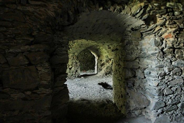 Корецкий замок в Украине.