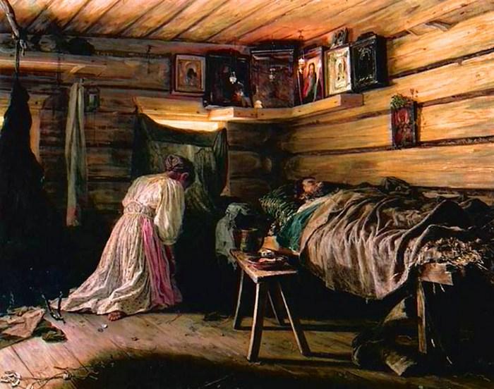 Молитва как спасение от недугов.