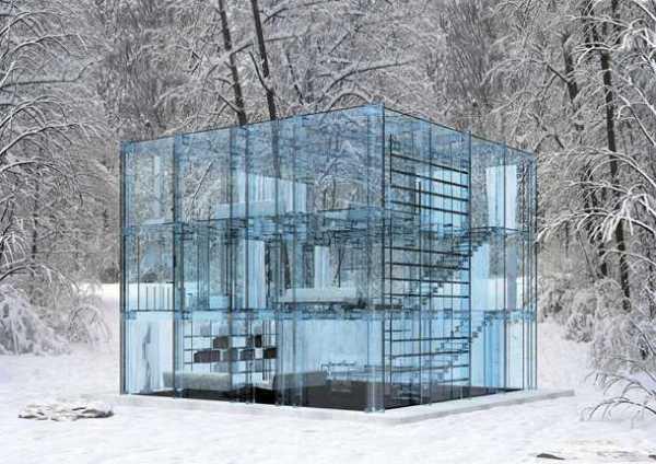 Стеклянный дом