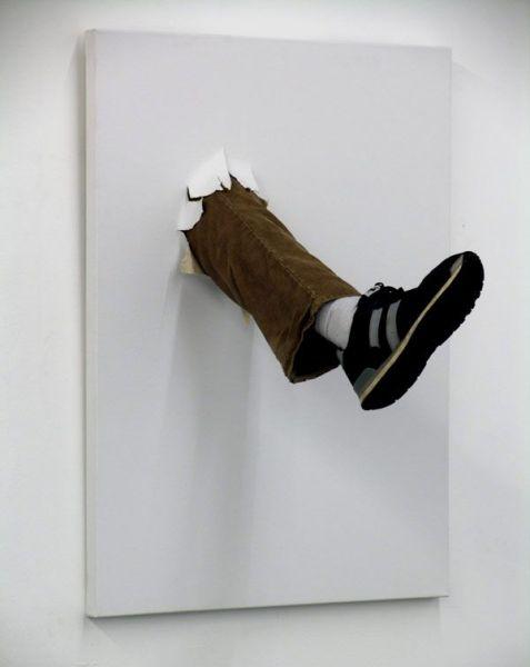Студийная скульптура 'На волю'