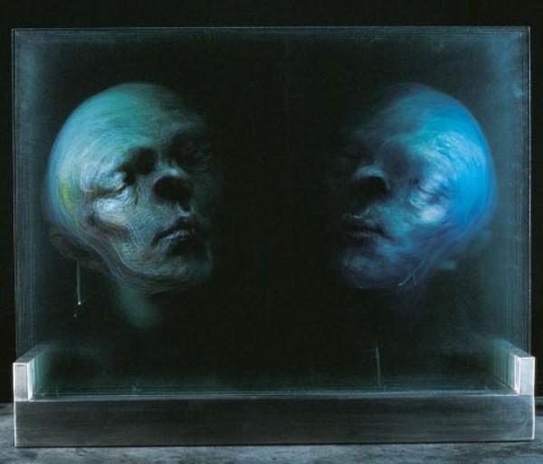 3D-витражи от Ван Ся Сяо (Wan Xia Xiao)