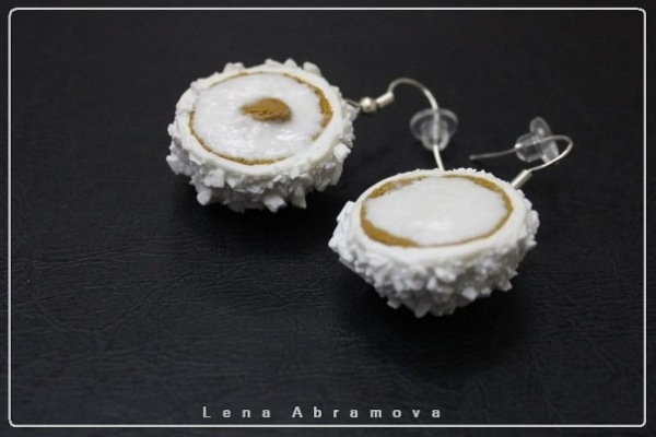 Авторские украшения из полимерной глины