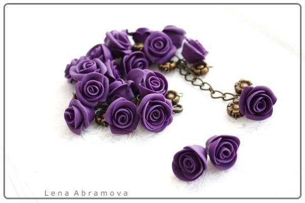 """комплект """"Purple"""""""