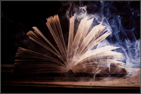 Искусство и книга: раствориться в дыму