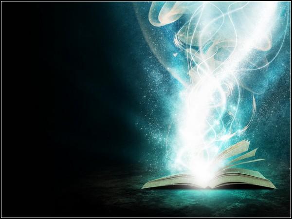 Книги и искусство: немного магии