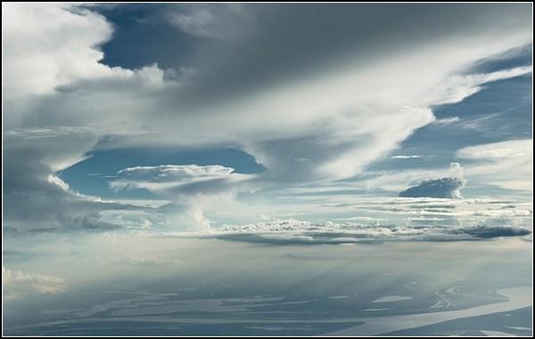 Небесные фото Рюдигера Немцова