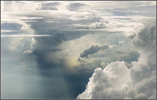 Небесные фото с облаками от Рюдигера Немцова