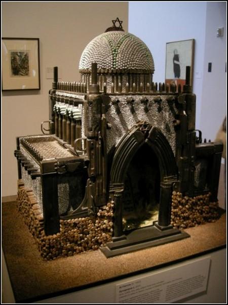 Пуля-дура: храмы и дворцы