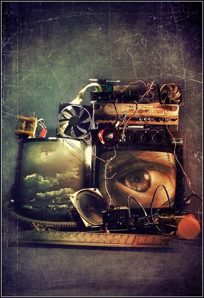 Лабиринт отражений: око телевизора