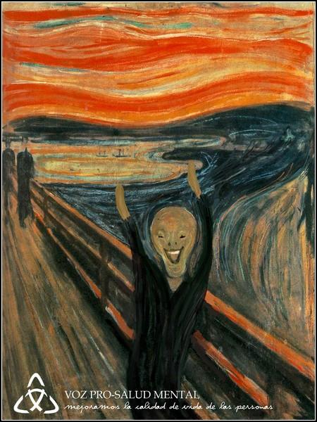 мунк крик картина: