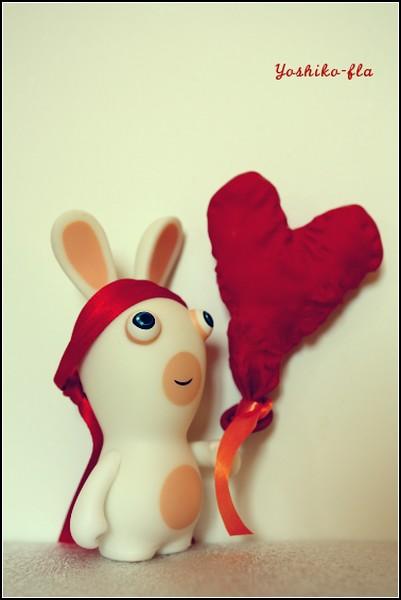 Любовь и кролики: безумно влюбленный