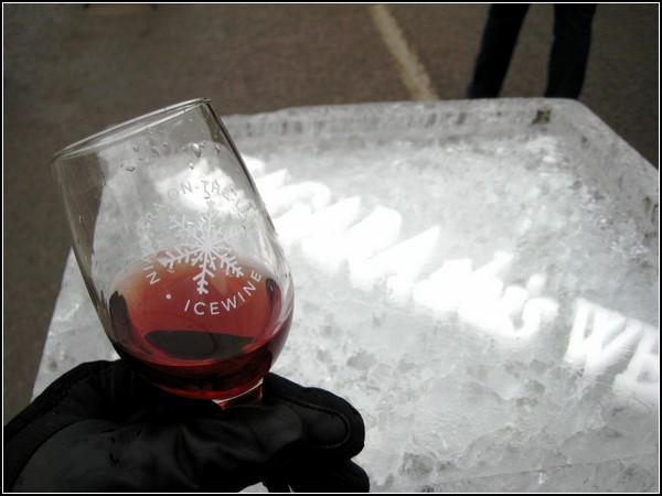 Фестиваль вина на Ниагаре