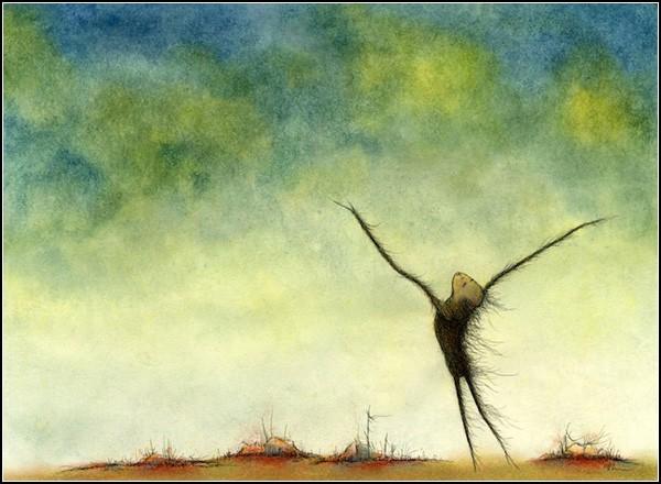 Забытый мир Дженни-Линн Паске: мечта и полет