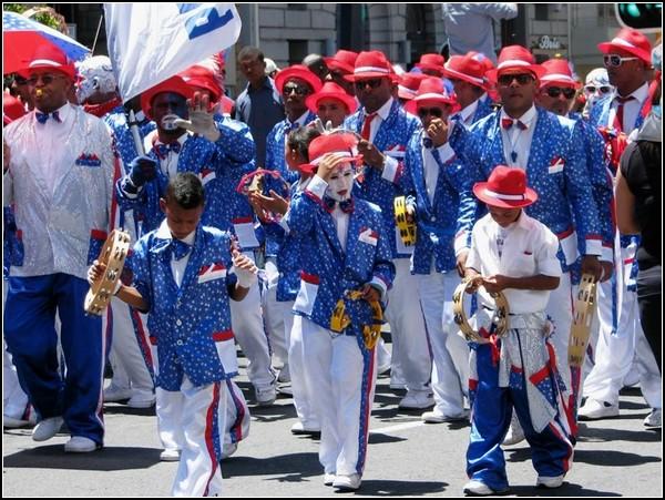 Фестиваль менестрелей в Кейптауне