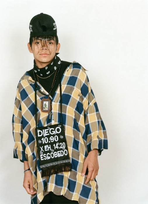 Эмо-челка в квадрате: молодежное движение Cholombians