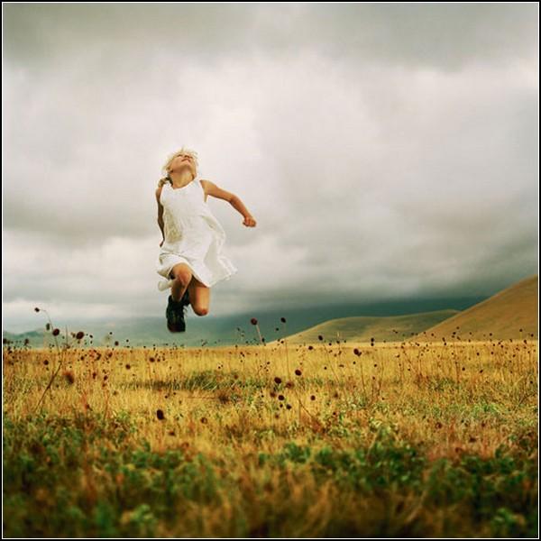 Человек и живая природа: фотокартины Эллен Кой
