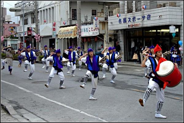 Фестиваль сакуры в цвету: песни и пляски