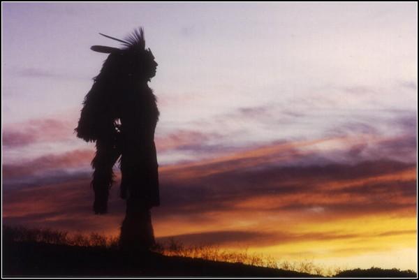 Индейская Америка в картинках: Дом Заходящего Солнца