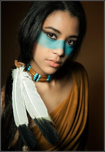 Искусство америки - культура индейцев: современная фотография