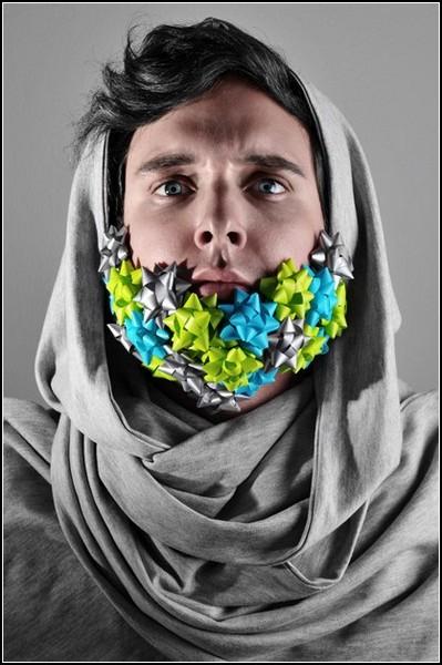 Накладная борода - манифест свободы