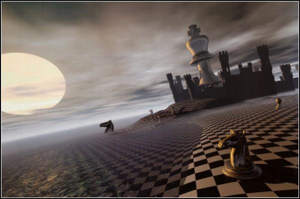 Шахматное поле боя: невзятые крепости