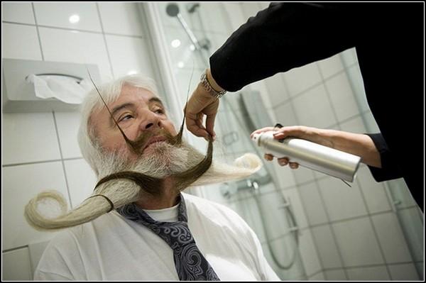 Сами с усами: чемпионат бород и усов в Норвегии