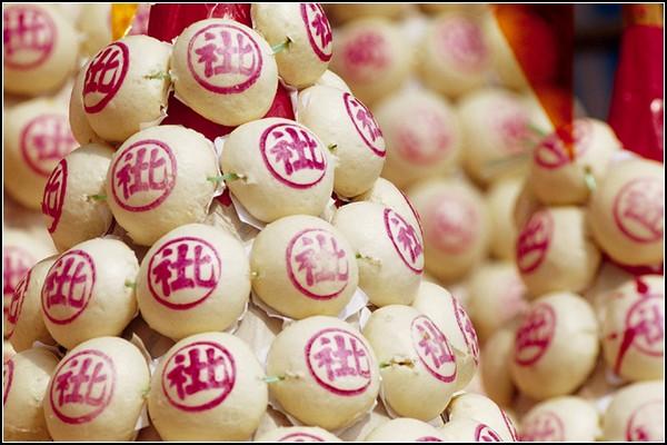 Булочки, быстро! Праздник в Китае
