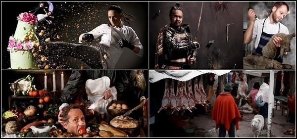 Вкусные фото поваров. Фотопроект Сиднейского фестиваля еды