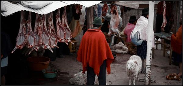 Фото не только поваров. Эквадорский мясник